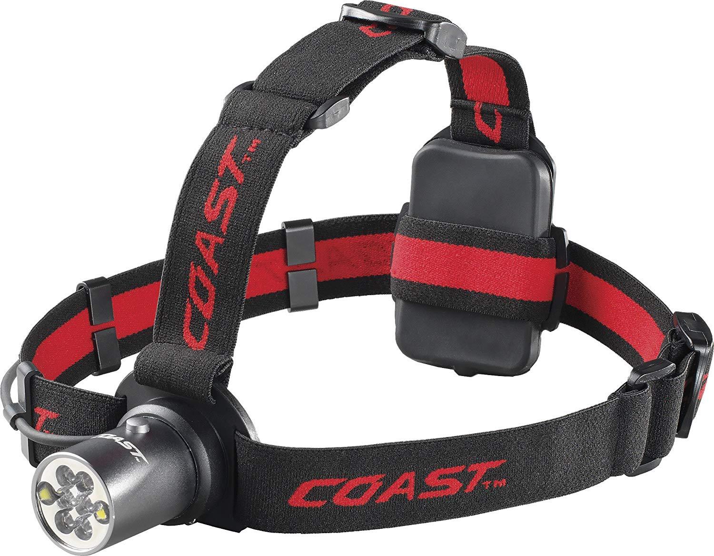 Coast 20266 HL46 Dual-Color Headlamp