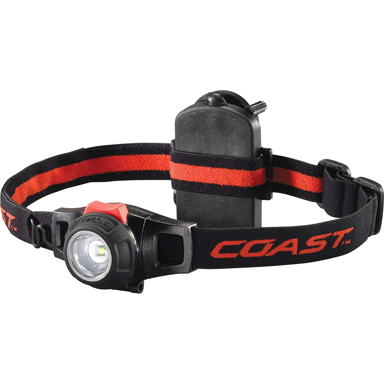 Coast HL7 285 Lumen Adjustable Headlamp