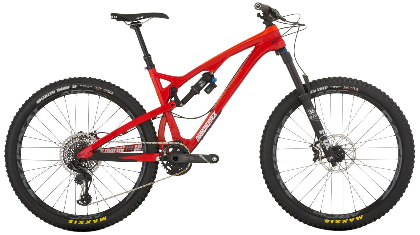 Diamondback 2018 Release 5C Carbon