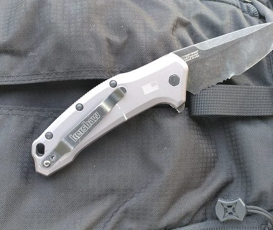 kershaw pocket knife