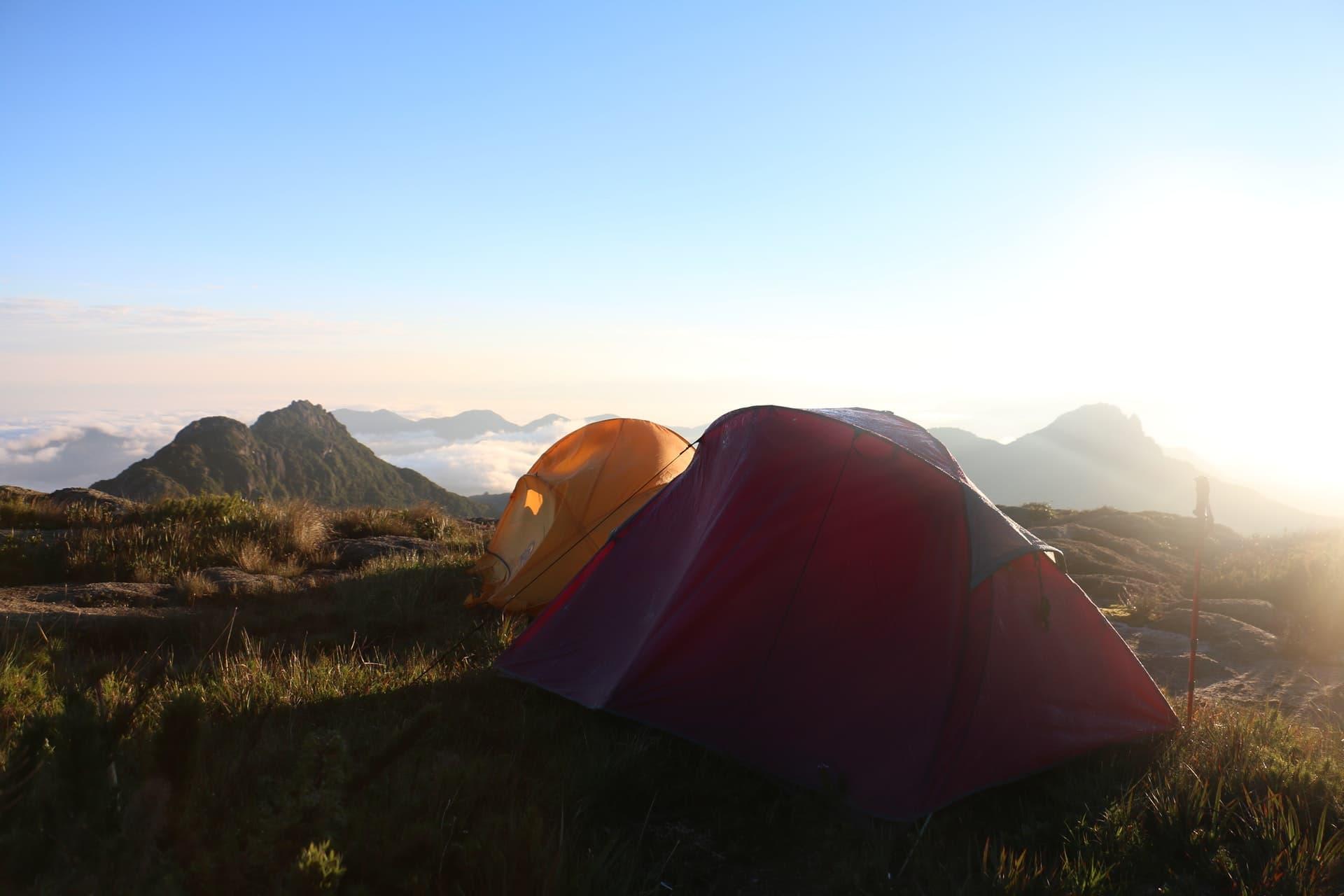 Tents Summit