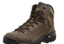 Lowa hiking boots