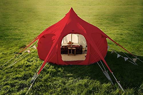 Lotus Belle 16ft Hybrid Tent