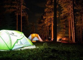 Five Best Camping Tents of 2019 Go Camping in Comfort